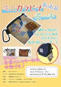 【新商品】ミニカラビナポーチ(高解像度)のサムネイル